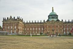 Nieuw paleis, Potsdam, Duitsland Stock Afbeelding
