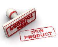 Nieuw product Verbinding en afdruk royalty-vrije illustratie
