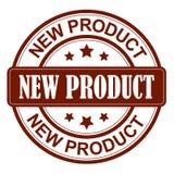 Nieuw productzegel stock illustratie