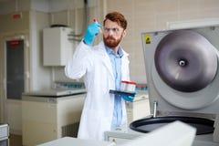 Nieuw vaccin royalty-vrije stock foto's