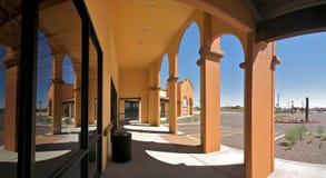 Nieuw Winkelcomplex Royalty-vrije Stock Foto's