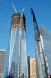 Nieuw World Trade Center, de Stad van New York Stock Afbeeldingen