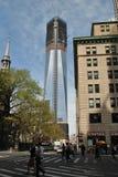 Nieuw World Trade Center, de Stad van New York Stock Fotografie