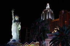 Nieuw York-Nieuw het hotelcasino van York Stock Foto's