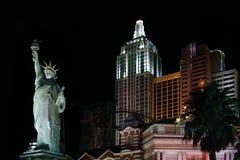 Nieuw York-Nieuw het hotelcasino van York Stock Afbeeldingen