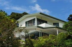 Nieuw Zeeland bach stock afbeeldingen