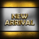 Nieuwe aankomst Stock Foto