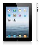 Nieuwe Appel iPad 3 Royalty-vrije Stock Afbeeldingen