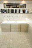 Nieuwe Badkamers Stock Afbeeldingen