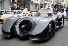 Nieuwe Batmobile Gumball 2010 Stock Foto