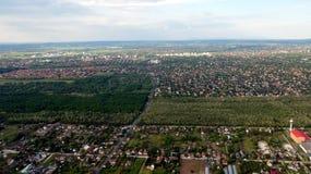Nieuwe begraafplaats van Boedapest Stock Foto's
