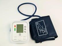 Nieuwe bloeddrukmachine Royalty-vrije Stock Afbeeldingen