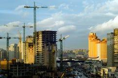 Nieuwe bouw Stock Fotografie