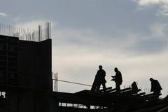 Nieuwe bouw royalty-vrije stock foto