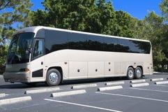 Nieuwe Bus Royalty-vrije Stock Foto's