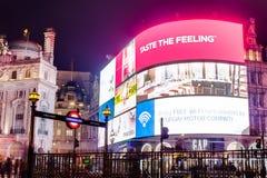 Nieuwe Cityscape van Londen Stock Afbeeldingen