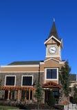 Nieuwe Clocktower Royalty-vrije Stock Afbeeldingen