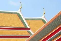 Nieuwe daktegels royalty-vrije stock foto's