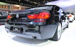 NIEUWE de coupém sport van BMW 640I Stock Foto's