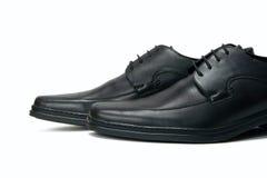 Nieuwe elegante laarzen Stock Afbeelding