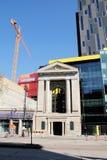 Nieuwe en Oude Architectuur Royalty-vrije Stock Foto