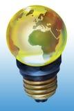 Nieuwe energie Stock Fotografie
