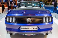 Nieuwe 2015 Ford Mustang Stock Afbeeldingen