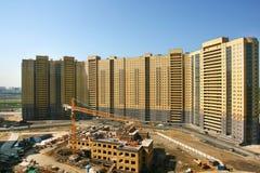 Nieuwe gebouwen Royalty-vrije Stock Fotografie