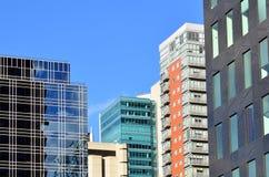 Nieuwe Gebouwen in Melbourne Royalty-vrije Stock Afbeeldingen