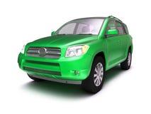 Nieuwe glanzende 4x4 auto Royalty-vrije Stock Afbeeldingen