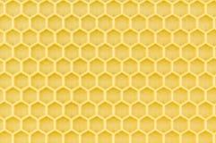 Nieuwe honingraatstichting Stock Foto's