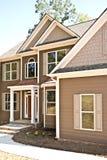 Nieuwe Huis/Dicht/Details Stock Afbeelding