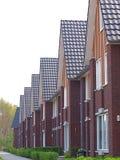 Nieuwe huisvestingslandgoed stock foto