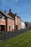 Nieuwe Huizen Royalty-vrije Stock Fotografie