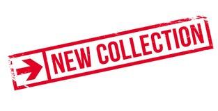 Nieuwe inzamelingszegel Stock Fotografie