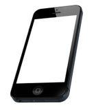 Nieuwe iPhone 5 van de Appel stock illustratie