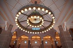 Nieuwe Islamitische architectuur, Moorse architectuur Stock Afbeelding