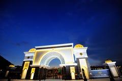 Nieuwe Istana Negara Stock Fotografie