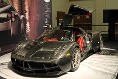 Nieuwe Italiaanse supersportsauto Stock Afbeeldingen