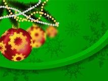 Nieuwe jaar en Kerstmis Stock Afbeeldingen
