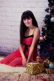 Nieuwe jaar en Kerstmis Royalty-vrije Stock Afbeeldingen