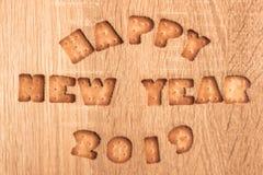 Nieuwe jaaruitnodiging