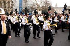 Nieuwe jarenparade Royalty-vrije Stock Afbeeldingen