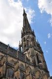 Nieuwe Kathedraal in Linz, Oostenrijk royalty-vrije stock foto