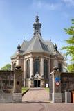 Nieuwe Kerk在小室Haag 库存照片