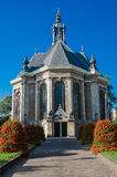 Nieuwe Kerk在小室Haag 免版税库存图片