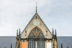 Nieuwe Kerk (новая церковь) в Амстердаме, Нидерландах Стоковое Изображение