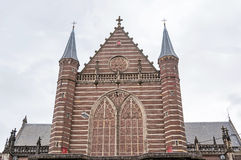 Nieuwe Kerk in Amsterdam, Church, Netherlands Stock Photos