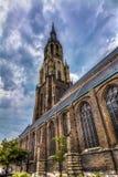 Nieuwe Kerk cathedral Royalty Free Stock Photos