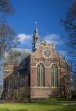 Nieuwe kerk church in the center of Groningen Royalty Free Stock Images